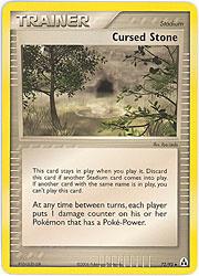 Cursed Stone - LegMa - 72/92