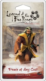 Legend of the Five Rings - The Card Game - Peace at Any Cost