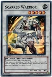 Scarred Warrior - 1st. Edition - PRC1-EN013