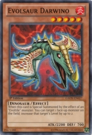 Evolsaur Darwino - 1st Edition