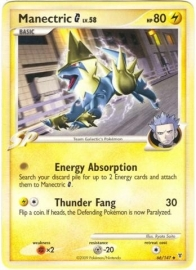 Manectric G - SupVic - 66/147