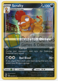 Scrafty - Champion's Path - 042/073