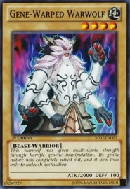 Gene-Warped Warwolf - 1st Edition - BP02-EN002 - MF