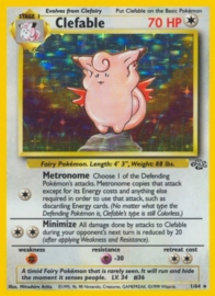 Clefable - Unlimited - Jung - 1/64