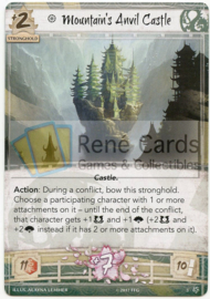 Mountain's Anvil Castle - Core Set - Nr. 3
