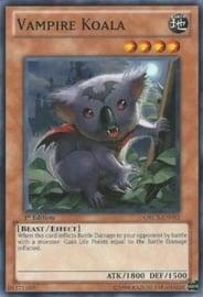 Vampire Koala - 1st Edition - ORCS-EN093
