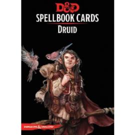 Dungeons & Dragons - Spellbook Cards - Druid