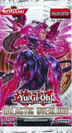 Zexal - Galactic Overlord - 1st Edition