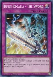 Bujin Regalia - The Sword - 1st Edition - MP14-EN107