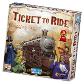 Ticket to Ride - U.S.A.