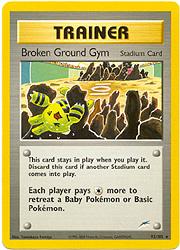 Broken Ground Gym - Unlimited - NeoDes - 92/105
