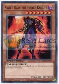 Swift Gaia the Fierce Knight - 1st. Edition - SBCB-EN005