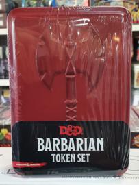 Token Set - Barbarian