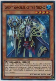 Great Sorcerer of the Nekroz - 1st Edition - THSF-EN011