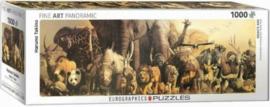 Noah's Ark - Haruo Takino Panorama (1000)