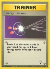 Energy Retrieval - Unlimited - BaSe2 - 110/130