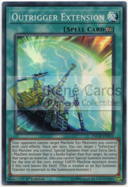 Outrigger Extension - 1st. Edition - INCH-EN012