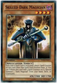 Skilled Dark Magician - Unlimited - YSYR-EN013