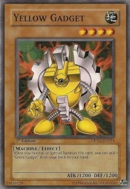 Yellow Gadget - Unlimited - DPYG-EN014