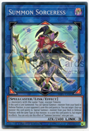 Summon Sorceress - Limited Edition - SOFU-ENSE2