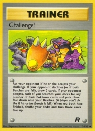 Challenge! - Unlimited - TeamRo - 74/82