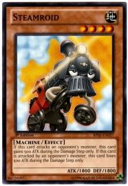 Steamroid - 1st Edition - BP02-EN037