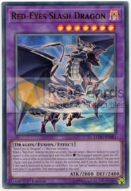 Red-Eyes Slash Dragon - 1st. Edition - LEDU-EN003