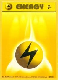 Lightning Energy - Unlimited - BaSe2 - 128/130