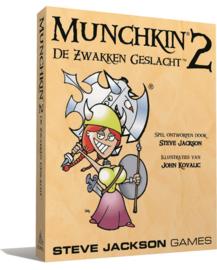 Munchkin 2: De Zwakken Geslacht - NL Editie