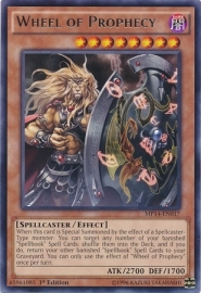 Wheel of Prophecy - 1st Edition - MP14-EN017