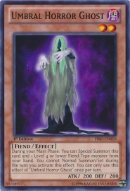 Umbral Horror Ghost - 1st Edition - PRIO-EN010