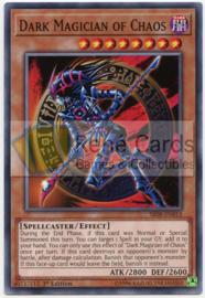 Dark Magician of Chaos - 1st Edition - SR08-EN015