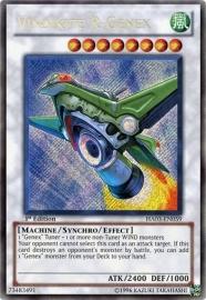 Vindikite R-Genex - 1st. Edition - HA03-EN059