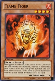 Flame Tiger - 1st Edition - BP02-EN113