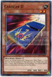 Cardcar D - 1st Edition - YS17-EN016