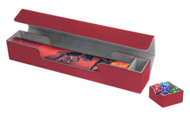 Ultimate Guard Flip´n´Tray Mat Case - Red