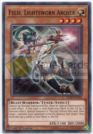 Felis, Lightsworn Archer - 1st. Edition - SDSH-EN018