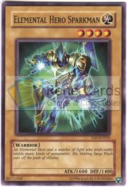Elemental HERO Sparkman - Unlimited - YSD-EN010