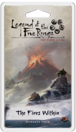 Legend of the Five Rings - The Card Game - The Fires Within