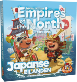 Imperial Settlers - Empire of the North - Japanse Eilanden