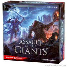 Dungeons & Dragons Board Game - Assault of the Giants