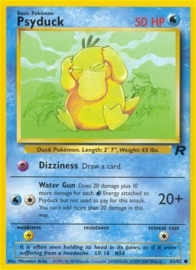 Psyduck - Unlimited - TeamRo - 65/82