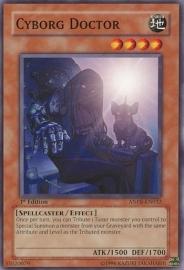Cyborg Doctor - 1st. Edition - ANPR-EN032