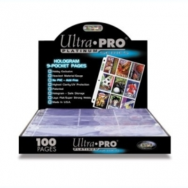Ultra-Pro Box 9-Pocket Pages Platinum Series