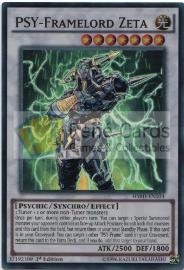 PSY-Framelord Zeta - 1st. Edition - HSRD-EN034
