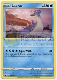 Lapras - Sword & Shield - 048/202