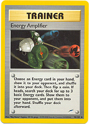 Energy Amplifier - Unlimited - NeoDes - 98/105