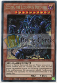 Exodia, the Legendary Defender  - Limited Edition - TN19-EN003