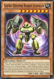 Super Defense Robot Elephan - 1st Edition - JOTL-EN007