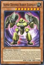 Super Defense Robot Elephan - Unlimited - JOTL-EN007